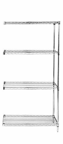 Chrome Wire Shelving Add-On